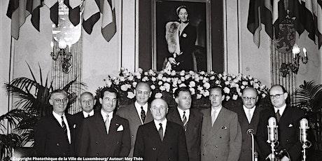 Webinaire - L' émergence de la nouvelle diplomatie luxembourgeoise billets