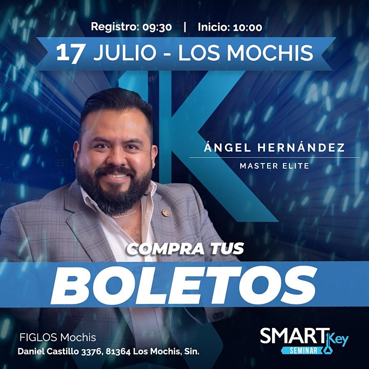 Imagen de Seminario Smart Key - Los Mochis