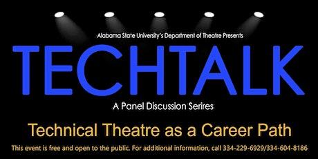 "Alabama State University ""Tech Talk""  Series tickets"