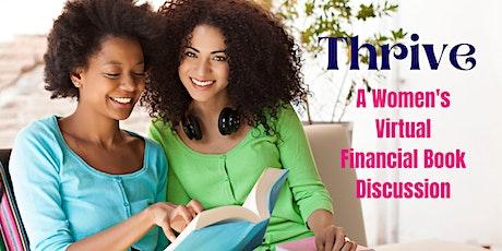 Thrive - A Virtual Women's Financial Book Club tickets