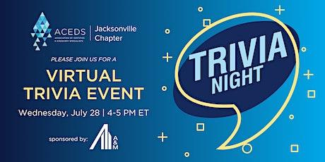 Virtual Trivia tickets