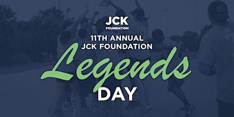JCK Foundation 11th Annual Legends Day tickets