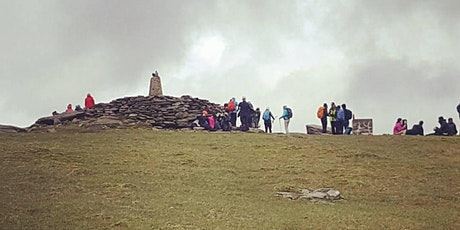 Lugnaquilla Guided Hike tickets