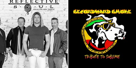 Collective Soul Trib. - Reflective Soul & Sublime Trib. Secondhand Smoke tickets