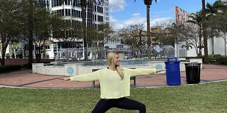Doggie Festival Yoga  &  Mimosas in the Park tickets