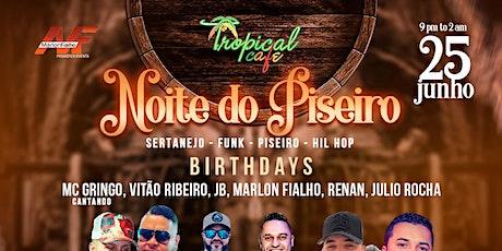 BAILE DO PISEIRO tickets