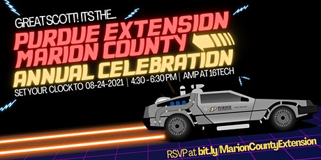 Annual Celebration-Let's get Back to the Future! tickets
