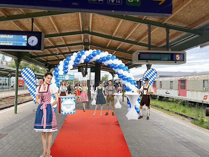 Oktoberfest im Zug 10:30 - 14:00: Bild