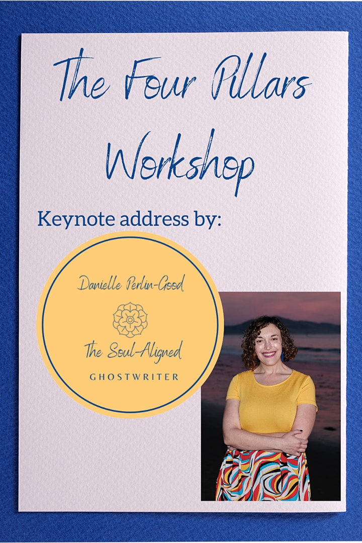 The Four Pillars : a writing discussion with Danielle Perlin-Good image
