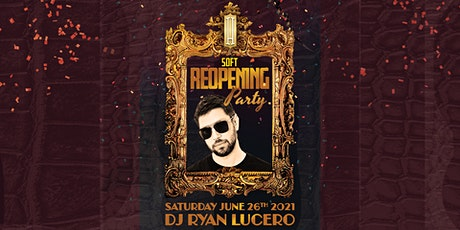 Hawthorn Saturdays: Soft Reopening Party w/ Ryan Lucero tickets