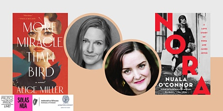 P&P Live! Nuala O'Connor & Alice Miller in Conversation tickets