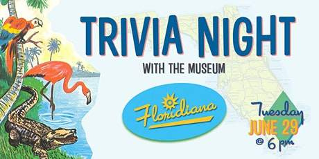 Trivia Night with the Museum: Floridiana tickets