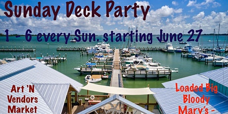 SUNDAY DOCK PARTY By The River! Wet Whistle Waterfront Bar, Fort Pierce tickets