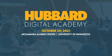 Hubbard Digital Academy 2021 tickets