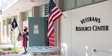 Pasadena City College Virtual Campus Tour - TELACU Veterans Upward Bound tickets