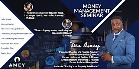 Money Management Seminar tickets
