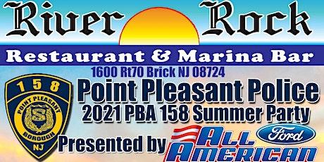 2021 PBA 158 Summer Party tickets