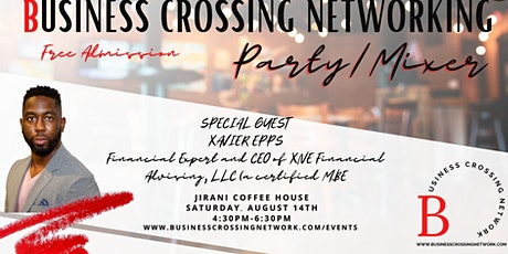 BCN NETWORKING EVENT: FINANCIAL LITERACY tickets