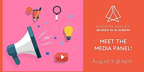 HVWiB: Meet The Media Panel! biglietti
