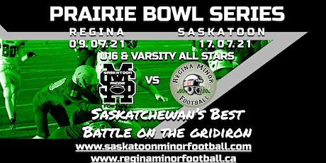 U16 & Varsity Prairie Bowl - Game 2 of Series tickets
