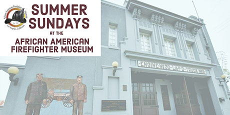 Summer Sundays: African American Firefighter Museum tickets
