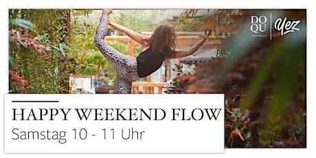 DOQU X YEZ - Happy Weekend Flow billets