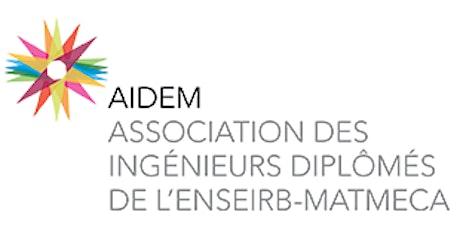 AIDEM Conférence En ligne : simulation numérique en naval et environnement billets