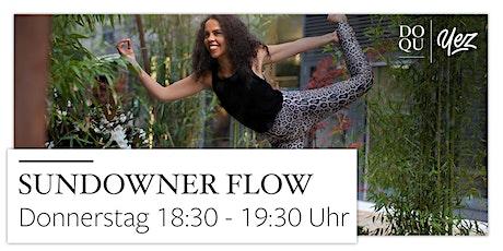 DOQU X YEZ - Sundowner Yoga Flow Tickets