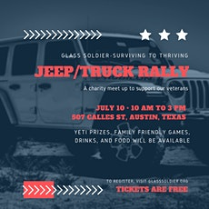 Glass Soldier: Truck/Jeep Rally tickets