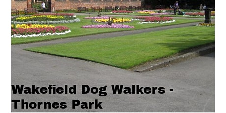 Wakefield LGBT+ Dog Walkers - Thornes Park tickets