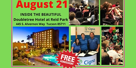 Tucson 21st Annual Health and Wellness Expo tickets