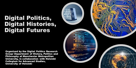 PhD in Digital Politics:  presentations and networking tickets