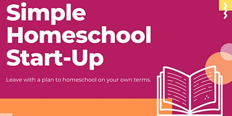 Simple Start To Homeschooling entradas