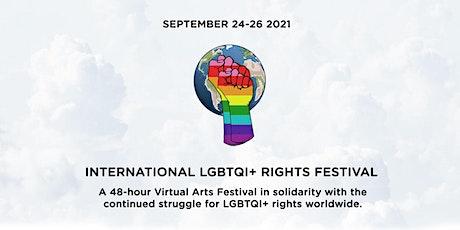 International LGBTQI+ Rights Festival 2021 tickets