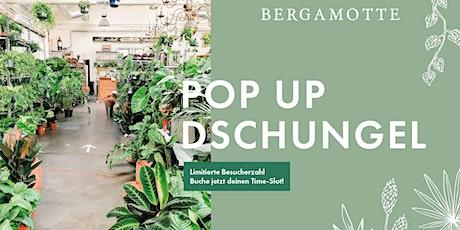 Bergamotte Pop Up Dschungel // Hamburg billets