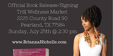 Book Release/Signing for Author Brianna Nichelle tickets