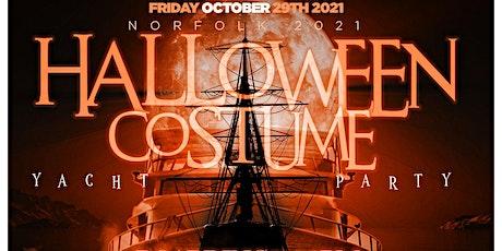 2021 Halloween Midnight Costume Cruise tickets