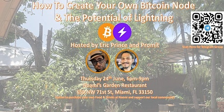 How To Create Your Own Bitcoin Node & The Potential of Lightning tickets