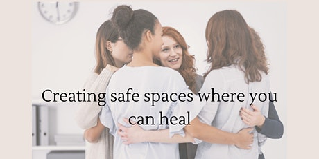 In-Person Support Group for Female Trauma Survivors tickets