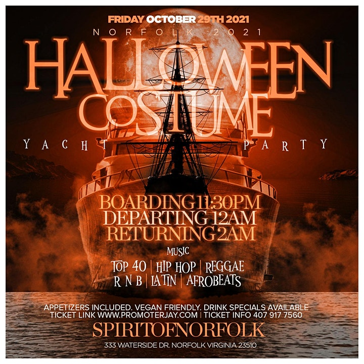 2021 Halloween Midnight Costume Cruise image