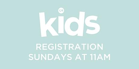 Kids Registration: Sunday, June 27th tickets