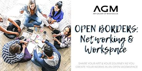 OPEN BORDERS: Networking & Workspace tickets