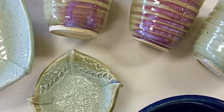 Pottery: Adult Open Studio tickets