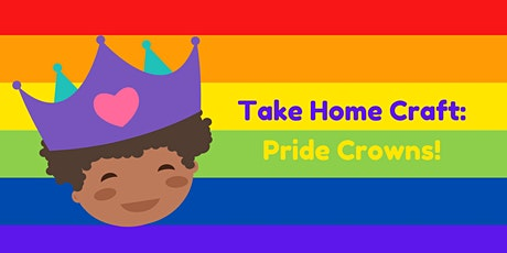 Pride Crowns! (All ages) tickets