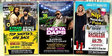 Kansas City SummerFest tickets