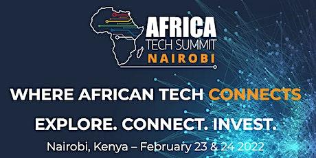 Africa Tech Summit Nairobi tickets
