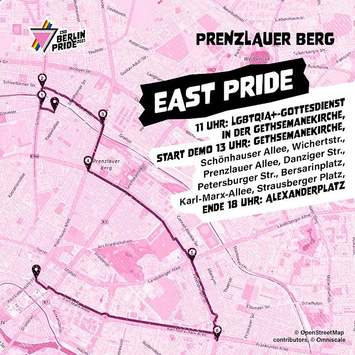 PRIDE GARDEN • Abschluß Event des CSD Berlin Pride • 26. Juni 2021: Bild