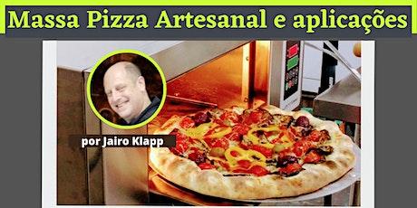 Faça Pizza Artesanal ingressos