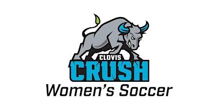 2021 Crush High School Girls Soccer Camp tickets