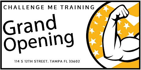 ChallengeMe Training - Tampa Grand Opening Team Workout & Open House tickets